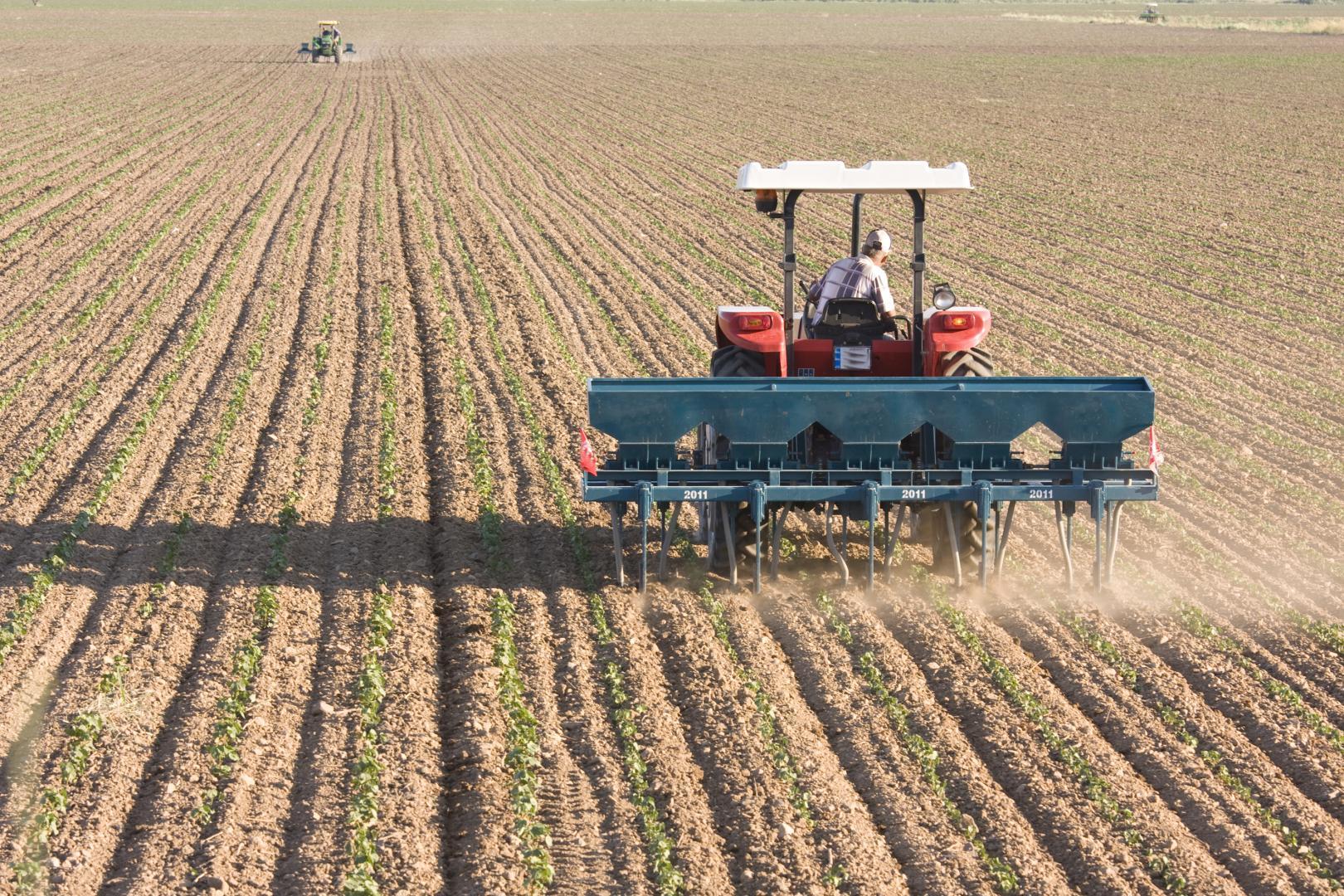 Formation aux agriculteurs